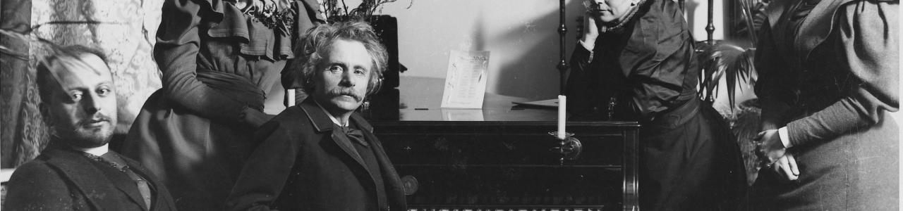 Grieg and friends in Copenhagen
