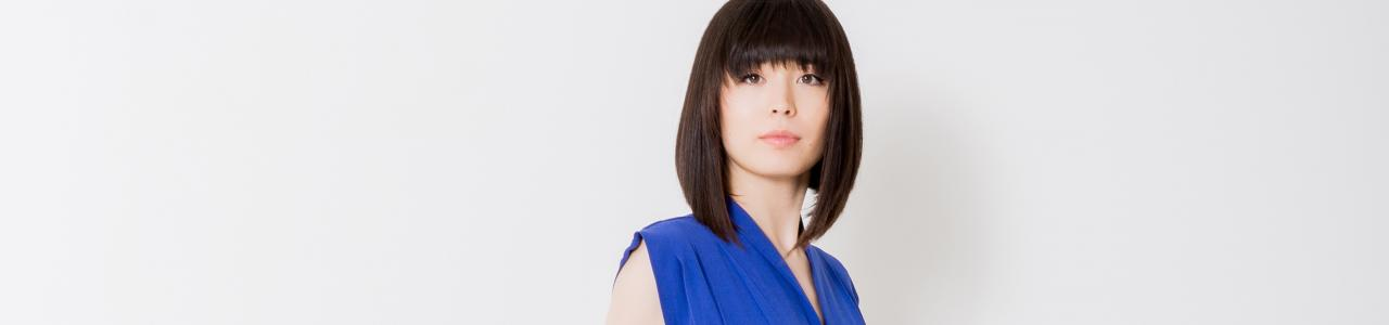 Artist photo of Alice Sara Ott. Photo by Jonas Becker